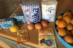 Staromaďarský meruňkový koláč - recept podle prababičky, krok 1