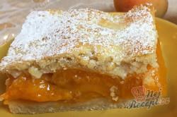 Staromaďarský meruňkový koláč - recept podle prababičky, krok 15