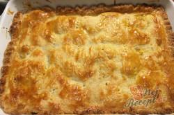 Staromaďarský meruňkový koláč - recept podle prababičky, krok 11