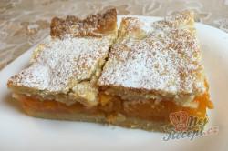 Staromaďarský meruňkový koláč - recept podle prababičky, krok 13