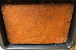 Příprava receptu Čokoládový blesk s grankem připraven za 15 minut, krok 10