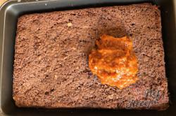 Příprava receptu Čokoládový blesk s grankem připraven za 15 minut, krok 9
