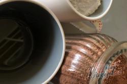 Příprava receptu Čokoládový blesk s grankem připraven za 15 minut, krok 2