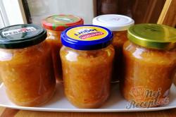 Příprava receptu Geniální cuketovo-rajčatová pomazánka do skleniček, krok 3