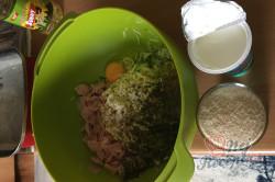 Příprava receptu Selská cuketová baba, kterou milují i masožravci, krok 2