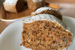 Příprava receptu Nejlepší mrkvovo-ořechová bábovka, krok 9