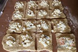 Babiččin recept - tvarohové kynuté šatičky, krok 5