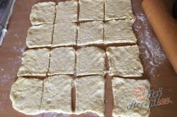 Babiččin recept - tvarohové kynuté šatičky, krok 4