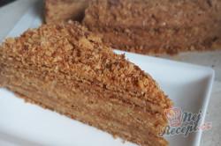 Příprava receptu Medová marlenka - FOTOPOSTUP, krok 10