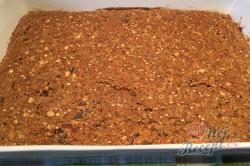 Příprava receptu Fantastický zdravý koláček, který sníte bez výčitek, že přiberete, krok 8