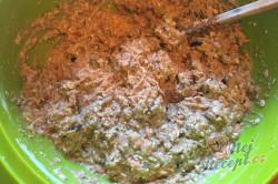 Příprava receptu Fantastický zdravý koláček, který sníte bez výčitek, že přiberete, krok 6
