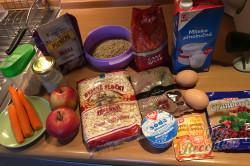 Příprava receptu Fantastický zdravý koláček, který sníte bez výčitek, že přiberete, krok 1