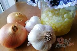 Příprava receptu Kouzelný domácí sirup proti chřipce a nachlazení, krok 2