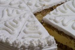 Příprava receptu Famózní zaječí dort, krok 1