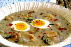 Recept Kulajda - jedna z našich oblíbených