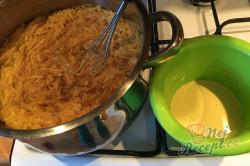 Příprava receptu Balkánský jablečný koláč, krok 11