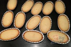 Příprava receptu Křehké vánoční Magdalenky, krok 8