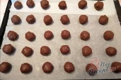 Příprava receptu Nepečená kávová zrna v čokoládě, krok 1