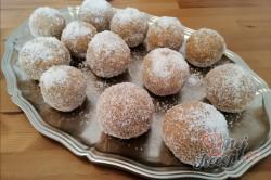 Příprava receptu Nepřekonatelné plněné fíky - Raffaello FÍKY kuličky, krok 7