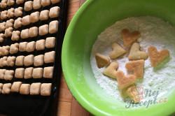 Příprava receptu Fantastické mini šlehačkové cukroví, krok 7