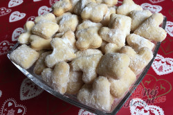 Příprava receptu Fantastické mini šlehačkové cukroví, krok 9