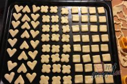 Příprava receptu Fantastické mini šlehačkové cukroví, krok 5