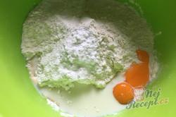 Příprava receptu Vánoční pudinkové rohlíčky máčené v čokoládové polevě, krok 1