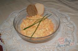 Recept Sytý mrkvový salát s vajíčkem - ideální dietní večeře