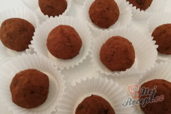 Příprava receptu Prudce návykové - Perníkové koule, krok 2