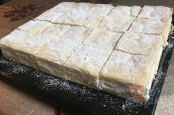 Příprava receptu Falešný francouzský krémeš z listového těsta, krok 14