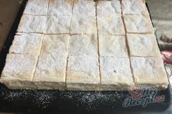 Příprava receptu Falešný francouzský krémeš z listového těsta, krok 13