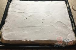Příprava receptu Falešný francouzský krémeš z listového těsta, krok 11