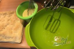 Příprava receptu Falešný francouzský krémeš z listového těsta, krok 4