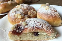 Příprava receptu Měkkoučké moravské koláče jako od babičky (těsto ze šlehačkové smetany), krok 22