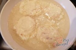 Příprava receptu Rajčata v smetanově sýrovém kabátku, krok 5
