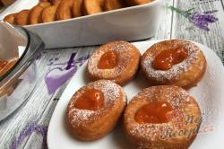 Příprava receptu Fantastické máslové koblihy s domácí marmeládou, krok 7