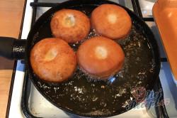 Příprava receptu Fantastické máslové koblihy s domácí marmeládou, krok 4