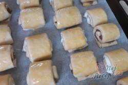 Příprava receptu Tvarohové a ořechové mini záviny měkoučké i druhý den, krok 3