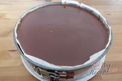 Příprava receptu Kafíčkový dort s ořechovým těstem, krok 1