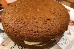 Příprava receptu Mrkvový dort ZAJÍČEK, krok 16