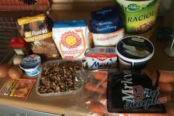 Příprava receptu Mrkvový dort ZAJÍČEK, krok 1