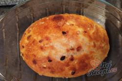 Recept Hrnkový chléb téměř bez práce