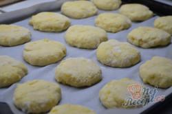 Příprava receptu Kynuté bramborové vdolečky, krok 2
