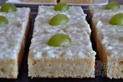 Příprava receptu Vínový koláč s jablky, krok 1