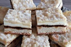 Příprava receptu Svatební koláčky na plech, krok 2