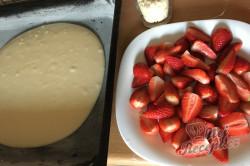 Příprava receptu Hrníčková rychlovka s jahodami, krok 4