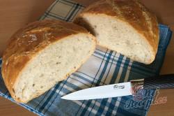 Příprava receptu Extra jemný hrnkový chléb i pro začátečníky, který stačí jen zamíchat vařečkou., krok 9