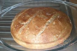 Příprava receptu Extra jemný hrnkový chléb i pro začátečníky, který stačí jen zamíchat vařečkou., krok 7