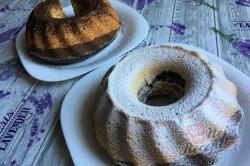 Příprava receptu Fantastická smetanová bábovka na způsob Tiramisu, krok 10