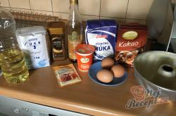 Příprava receptu Fantastická smetanová bábovka na způsob Tiramisu, krok 1